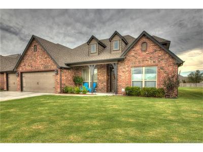 Owasso Single Family Home For Sale: 8918 N 143rd East Avenue