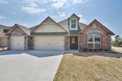Jenks Single Family Home For Sale: 2418 W 110th Street S