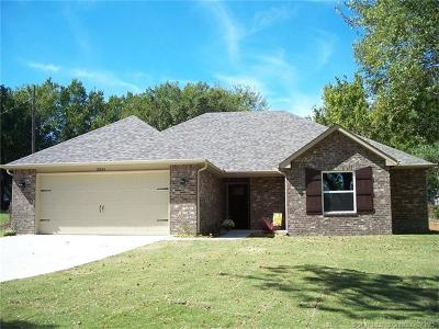 Sand Springs Single Family Home For Sale: 3510 S Rawson Road