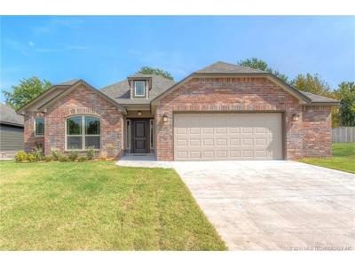 Sand Springs Single Family Home For Sale: 5329 Skylane Drive