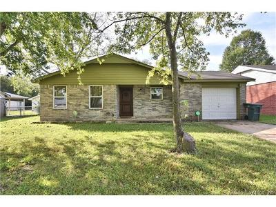 Skiatook Single Family Home For Sale: 106 E Forest Street