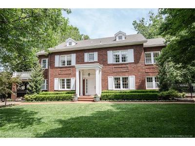 Tulsa Single Family Home For Sale: 2235 E 38th Street