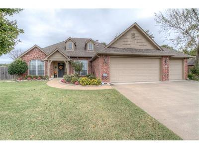 Owasso Single Family Home For Sale: 7871 N 163rd East Court