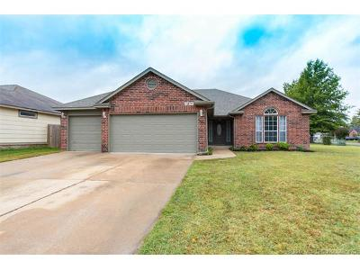 Coweta Single Family Home For Sale: 11874 S 270th East Avenue