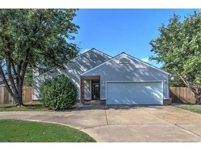 Jenks Single Family Home For Sale: 11418 S Franklin Avenue