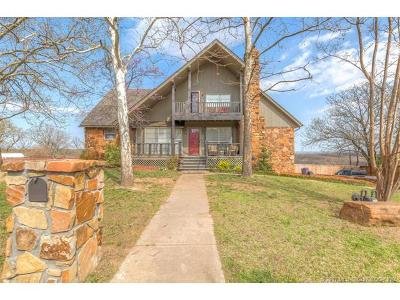 Sand Springs Single Family Home For Sale: 707 Martin Circle