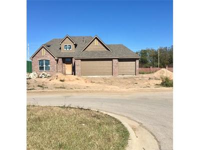 Coweta Single Family Home For Sale: 28291 E 111th Place S
