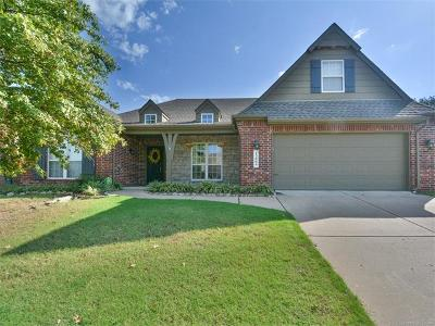 Jenks Single Family Home For Sale: 12005 S Tamarack Street