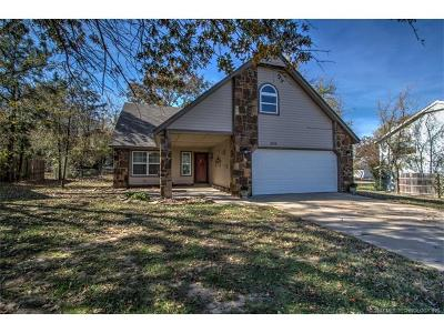 Coweta Single Family Home For Sale: 11834 S 267th East Avenue