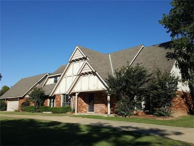 Osage County, Rogers County, Tulsa County, Wagoner County Single Family Home For Sale: 10521 S 66th East Avenue