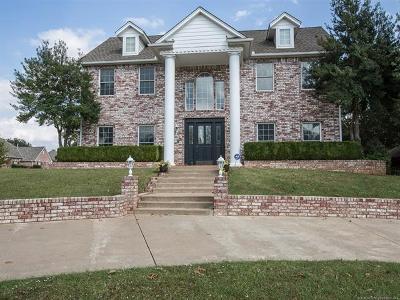 Broken Arrow, Jenks, Tulsa Single Family Home For Sale: 3610 S Orange Circle