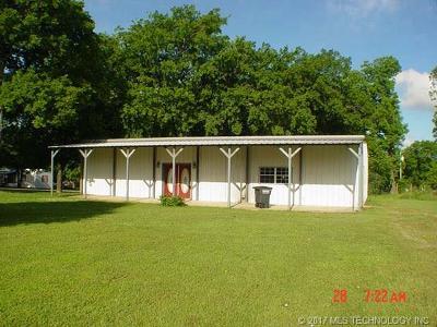 Claremore Single Family Home For Sale: 15361 E Winchester Drive