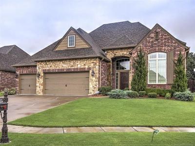 Broken Arrow Single Family Home For Sale: 1323 S Desert Palm Lane