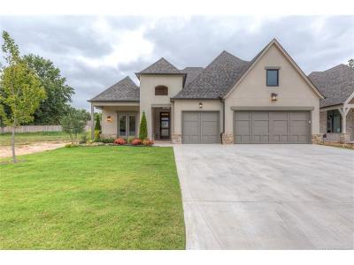 Bixby Single Family Home For Sale: 9713 E 116th Place