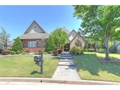 Tulsa Single Family Home For Sale: 4619 E 109th Place