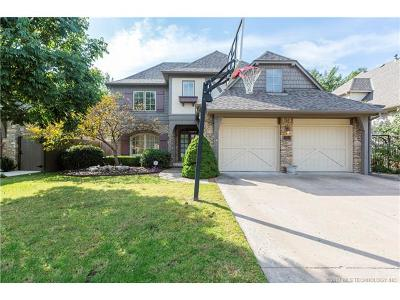 Tulsa Single Family Home For Sale: 1410 E 43rd Court S