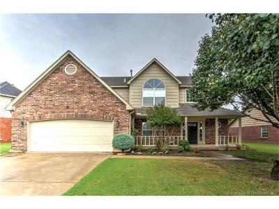 Owasso Single Family Home For Sale: 8905 N 130th Avenue E