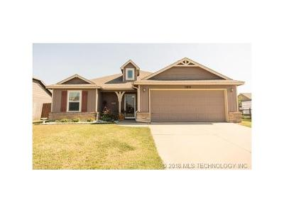 Owasso Single Family Home For Sale: 11001 N 117th East Place