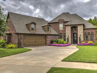 Broken Arrow Single Family Home For Sale: 8125 E Freeport Street