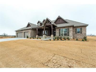 Sand Springs Single Family Home For Sale: 4314 S Teal Ridge Drive