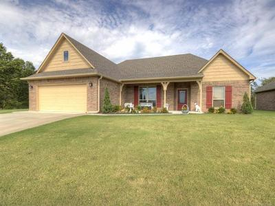Claremore Single Family Home For Sale: 8405 Overlook Trail