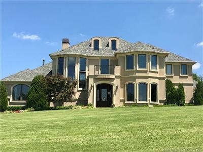 Jenks Single Family Home For Sale: 1403 E 122nd Court