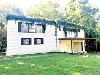 Collinsville Single Family Home For Sale: 1625 W Center Street