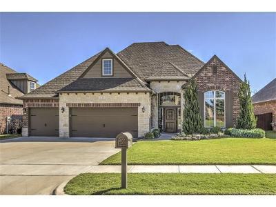 Broken Arrow Single Family Home For Sale: 3105 S Nyssa Avenue
