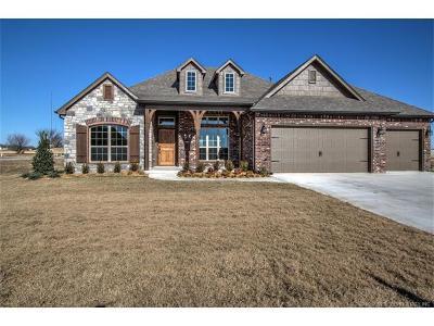 Coweta Single Family Home For Sale: 28185 E 114th Street S