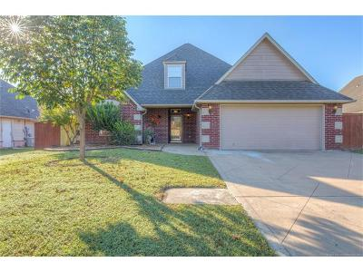 Claremore Single Family Home For Sale: 8094 Forrest Glenn Road