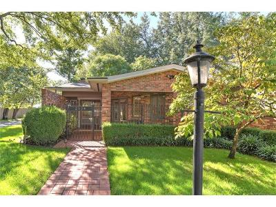 Osage County, Rogers County, Tulsa County, Wagoner County Condo/Townhouse For Sale: 2134 E 60th Street #I1
