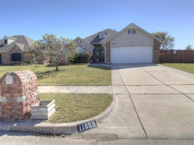 Collinsville Single Family Home For Sale: 11859 N 108th East Avenue