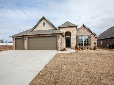 Broken Arrow Single Family Home For Sale: 1418 E Washington Place