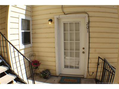 Tulsa Condo/Townhouse For Sale: 1804 E 66th Place #201