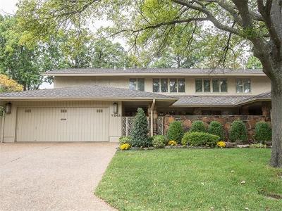 Tulsa Condo/Townhouse For Sale: 7242 S Gary Avenue