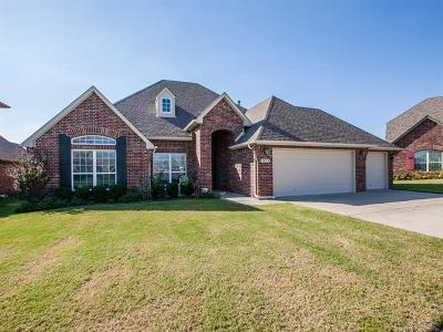 Broken Arrow Single Family Home For Sale: 1413 E Phoenix Street