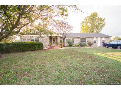 Sand Springs Single Family Home For Sale: 5136 N 116th West Avenue