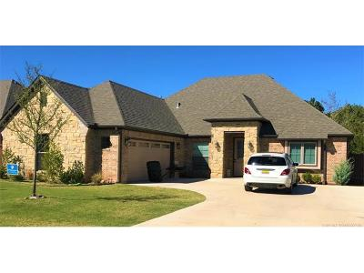 Ada Single Family Home For Sale: 1216 Magnolia Drive