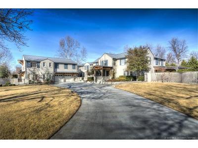 Broken Arrow, Jenks, Tulsa Single Family Home For Sale: 2599 E 38th Street