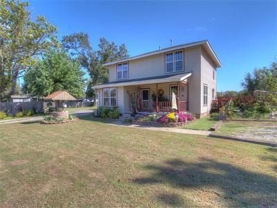 Sapulpa Single Family Home For Sale: 809 S Park Street