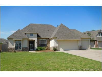 Owasso Single Family Home For Sale: 8904 N 140th East Avenue