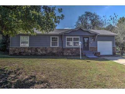 Sand Springs Single Family Home For Sale: 20 W 34th Street