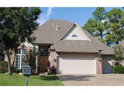 Tulsa Single Family Home For Sale: 5119 E 91st Place