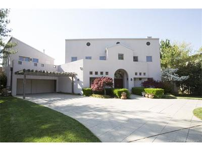 Broken Arrow, Jenks, Tulsa Single Family Home For Sale: 3020 S Trenton Avenue