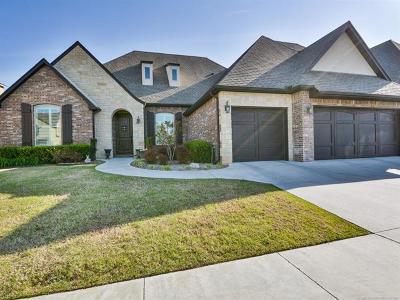 Tulsa Single Family Home For Sale: 4313 E 118th Street
