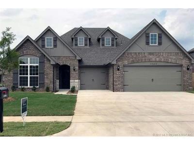 Glenpool Single Family Home For Sale: 13664 S Iroquois Avenue