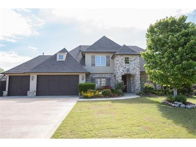 Bixby Single Family Home For Sale: 11271 S 72nd East Place