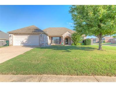 Skiatook Single Family Home For Sale: 115 W 133rd Place North