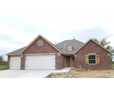 Broken Arrow Single Family Home For Sale: 4314 S 245th East East Avenue