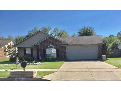 Owasso Single Family Home For Sale: 12008 E 114th Place N